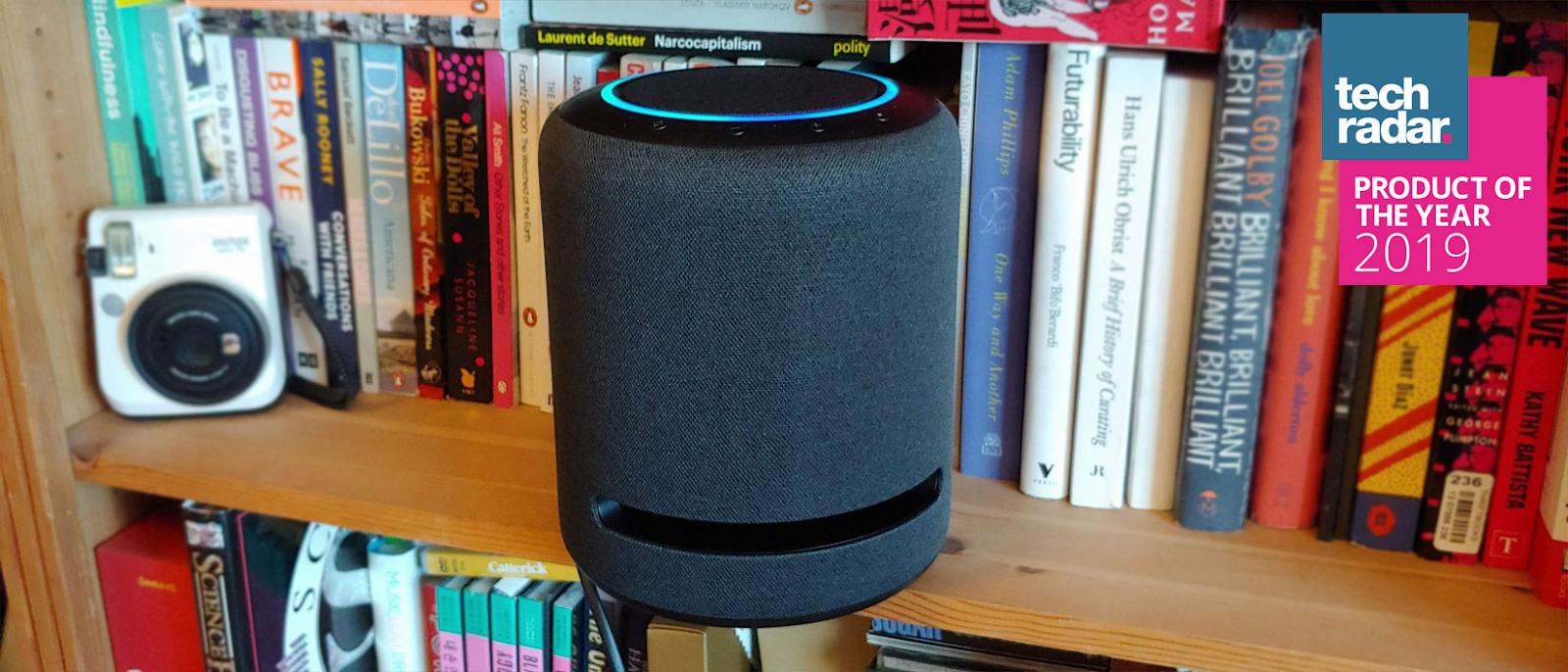 Amazon Echo Studio Design