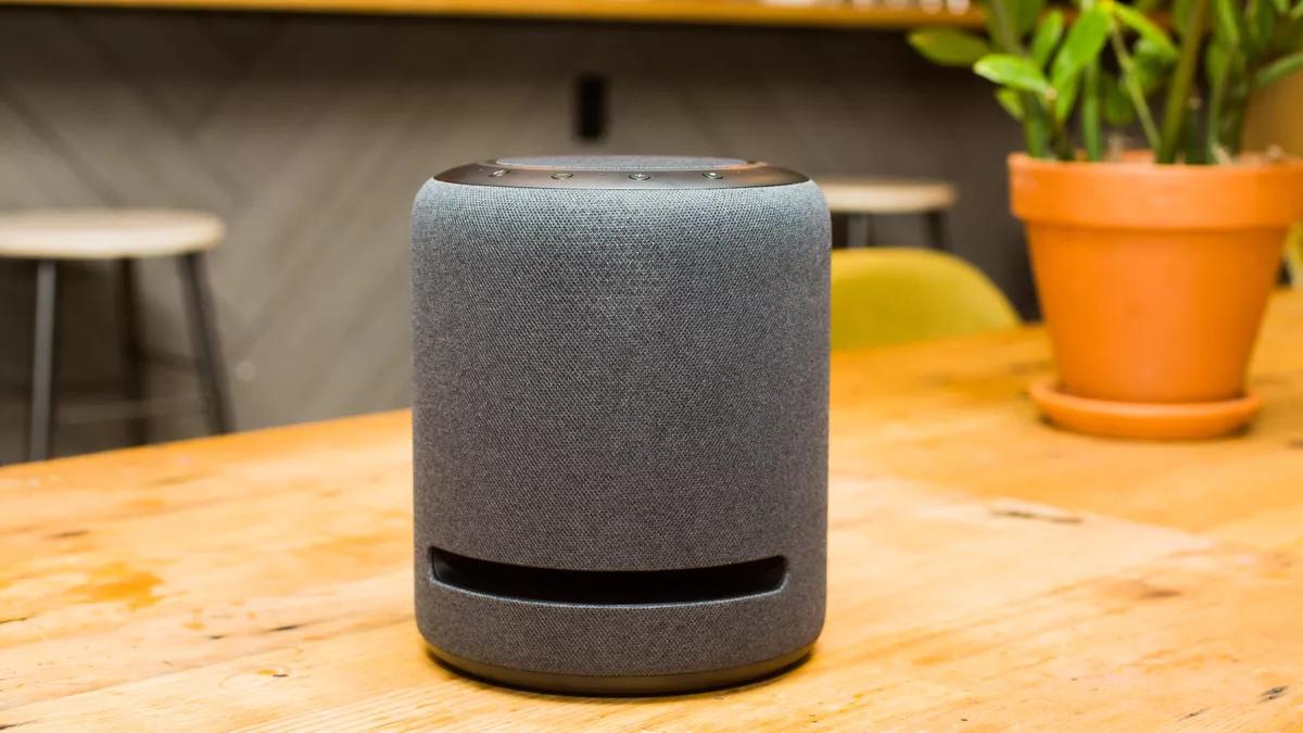 Amazon Echo Studio review