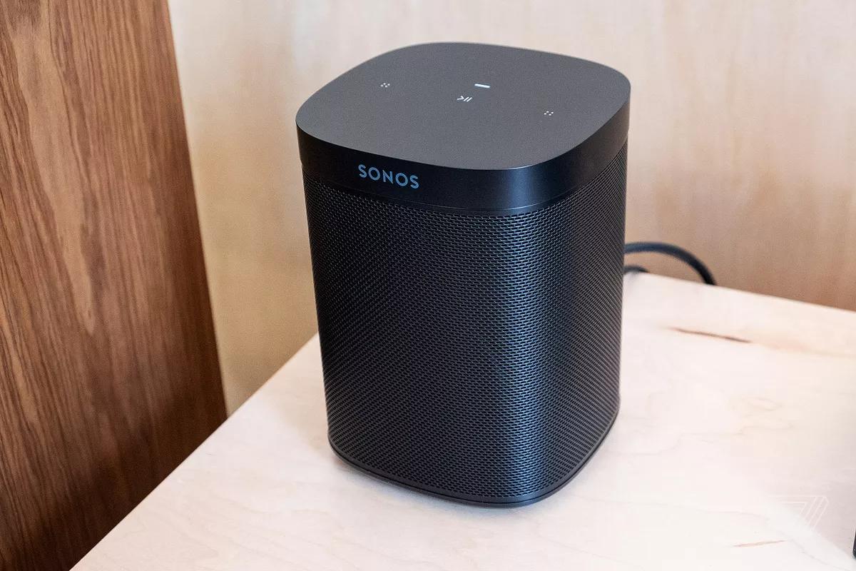 Sonos One (Gen 2) Design