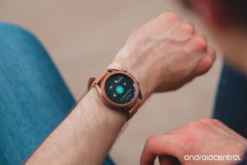 Samsung Galaxy Watch 3 Price in India