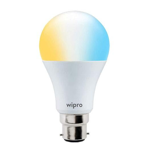 WIPRO Garnet 9w smart bulb